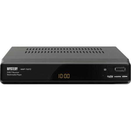 Купить ТВ-тюнер с функциями мультимедийного проигрывателя Mystery MMP-75DT2