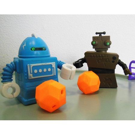 Купить Набор игровой для мальчиков «Роботы-футболисты»