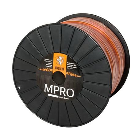 Купить Кабель RCA межблочный коаксиальный Mystery MPRO
