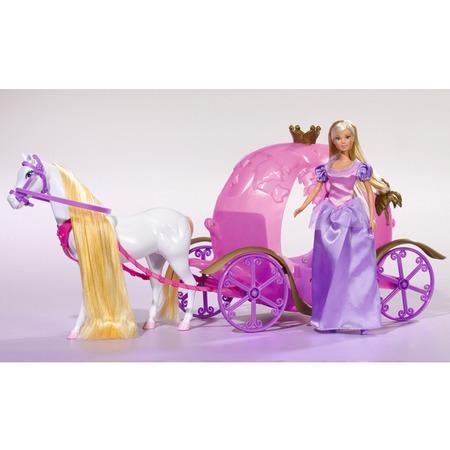 Купить Кукла штеффи на карете Simba 5733974
