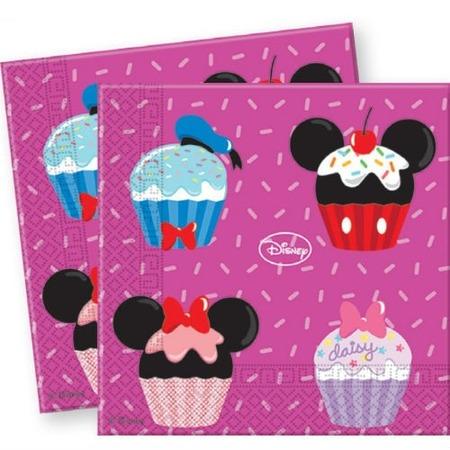 Купить Салфетки детские Procos «Микки и его друзья - сладости»