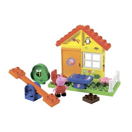 Купить Конструктор детский BIG «Летний домик»