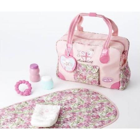 Купить Сумка с аксессуарами для куклы Zapf Baby Annabell