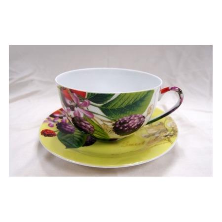 Купить Чайный набор Master «Ежевика» в подарочной упаковке «Сердце»