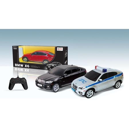 Купить Машина на радиоуправлении Rastar BMW X6 44671. В ассортименте