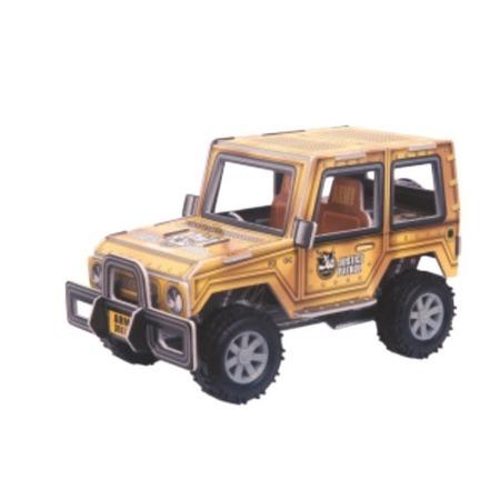 Купить Конструктор 3D Education Line «Джип XL» D029336