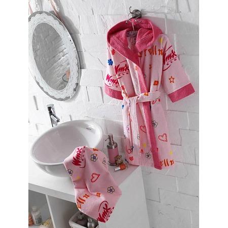 Купить Халат с полотенцами детский TAC Winx believix