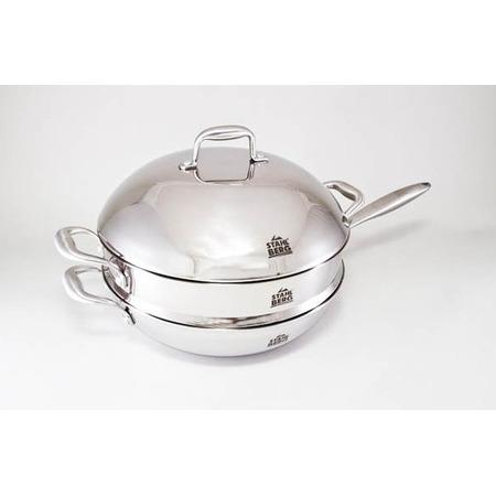 Купить Набор кухонной посуды Stahlberg KROMWELL 1612-S