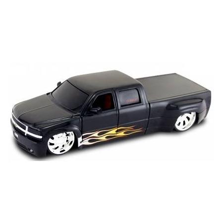 Купить Модель автомобиля 1:24 Jada Toys Chevy Silverado Dooley
