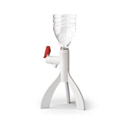 Купить Диспенсер для воды настольный Qualy Thirsty Bird