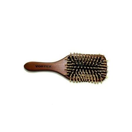 Купить Расческа массажная деревянная VORTEX 51007