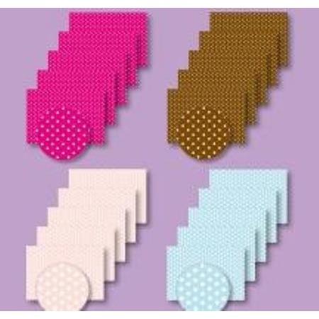 Купить Набор бумаги для парчмента Pergamano Точки и звезды