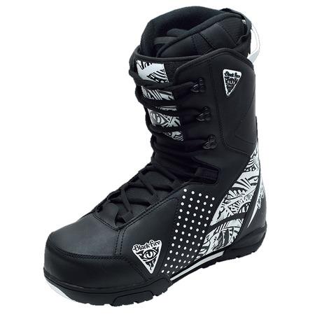 Купить Ботинки для сноуборда Black Fire B&W Black (2013-14)