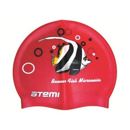 Купить Шапочка для плавания ATEMI РSC 404