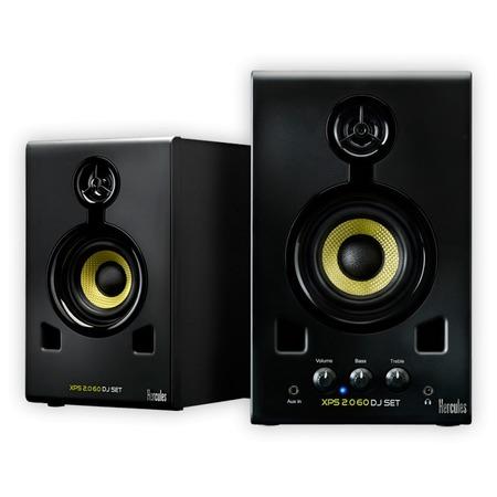 Купить Колонки диджейские Hercules XPS 2.0 60 DJ SET