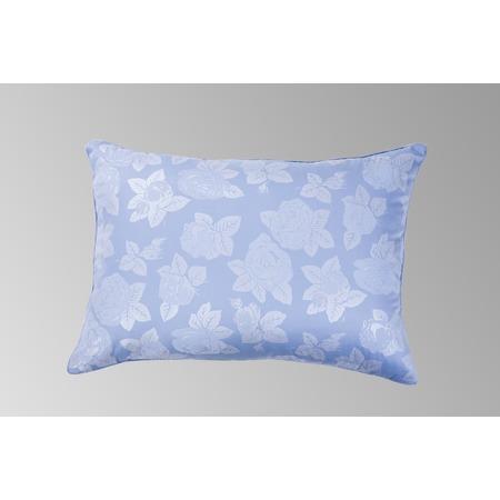 Купить Подушка Primavelle Rosalia. Размер: 68х68 см. Цвет: голубой. Уцененный товар