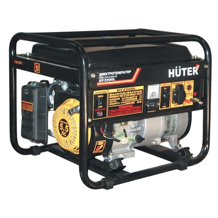Купить Электрогенератор Huter DY2500L