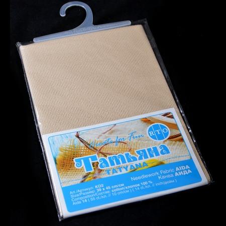 Купить Канва для вышивания RTO «Татьяна»