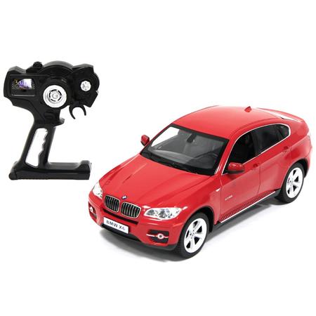 Купить Машина на радиоуправлении Rastar BMW X6 45102. В ассортименте