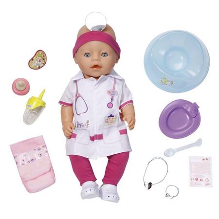 Купить Пупс Zapf Creation «BABY born-доктор»