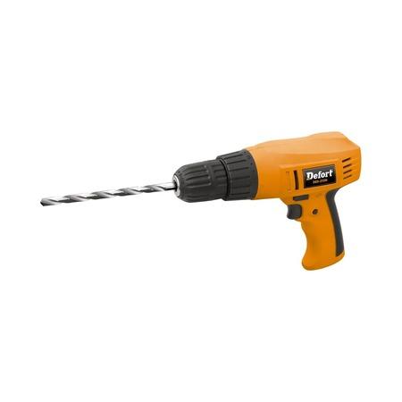 Купить Дрель-шуруповерт электрическая Defort DED-250N