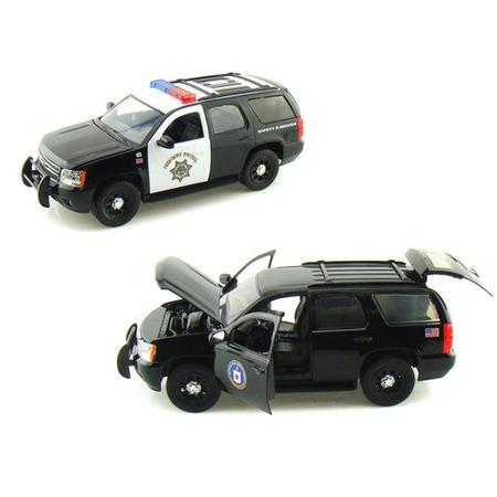 Купить Модель автомобиля 1:24 Jada Toys Chevy Tahoe-CIA Hero Patrol 2010. В ассортименте