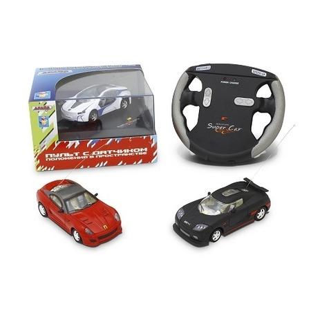 Купить Машинка радиоуправляемая 1 TOY «Ралли» Т54804. В ассортименте