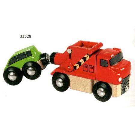 Купить Буксировщик с машинкой Brio 33528