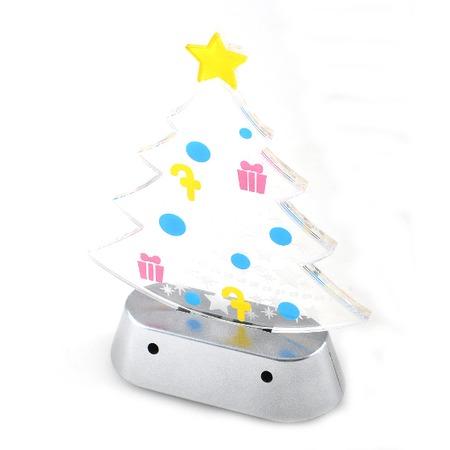Купить Мерцающий ночник-светильник «Новогодняя елочка»