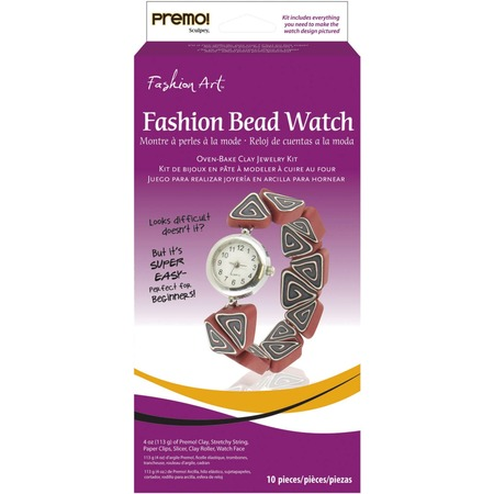 Купить Набор из пластика для изготовления украшения с часами Polyform Products Company PP-K34902