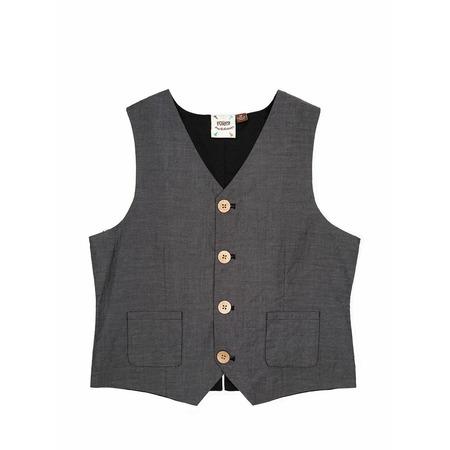 Купить Жилет для мальчиков Fore!! Axel and Hudson Solid/Stripe Linen Vest