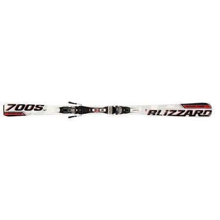 Купить Лыжи горные Blizzard Power 700 Susp. IQ + Power11 (2013-14)