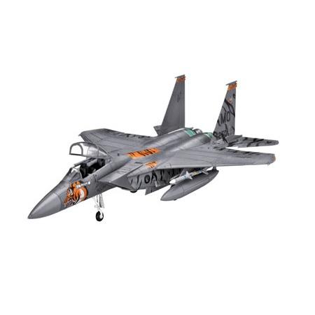 Купить Сборная модель истребителя Revell F-15E Eagle