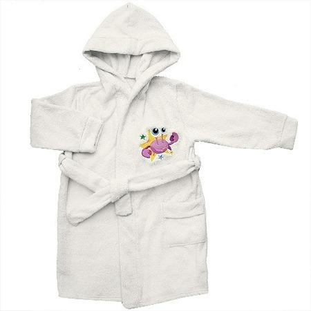 Купить Халат детский Мир 681Т87. Цвет: бежевый
