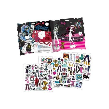 Купить Набор с наклейками Fashion Angels «Школа монстров»