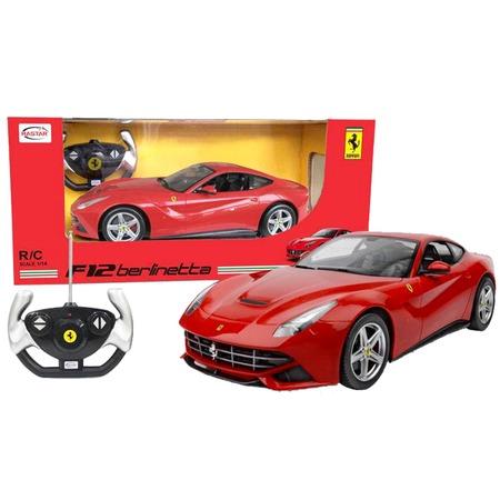 Купить Машина на радиоуправлении Rastar Ferrari F12