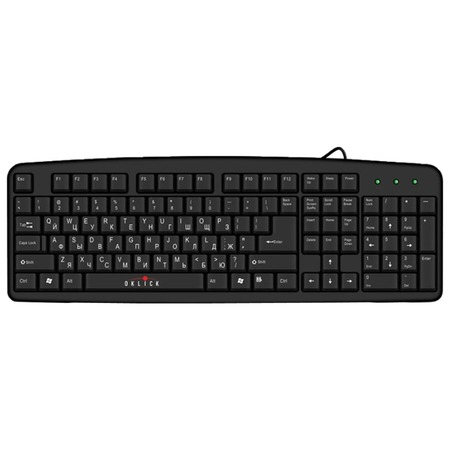 Купить Клавиатура Oklick 100M