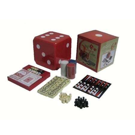 Купить Игра 6 в 1 Toy&Gift MX0961