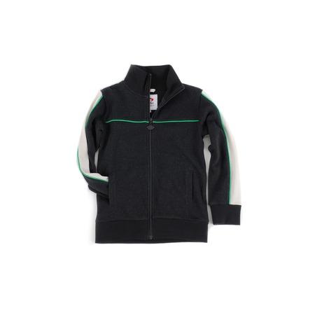 Купить Куртка спортивная для мальчика Appaman Track Jacket. Цвет: черный