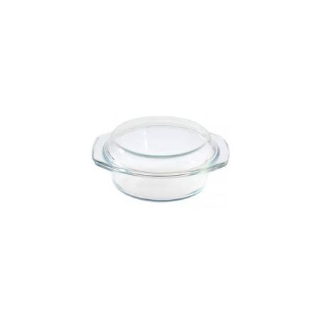 Купить Стеклянная кастрюля с крышкой Mijotex PL/CR