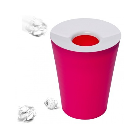 Купить Корзина для мусора Qualy Hole
