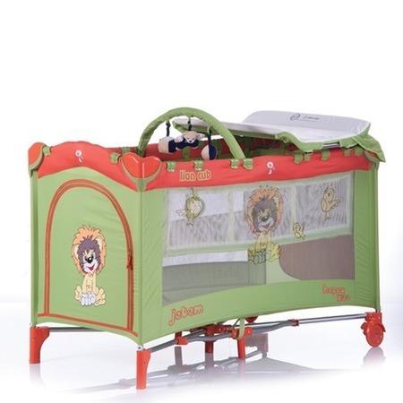 Купить Манеж-кровать JETEM Lion C2