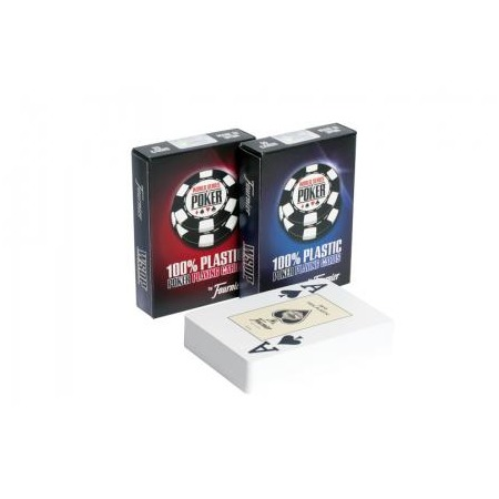 Купить Карты для покера Naipes Fournier WSOP. В ассортименте