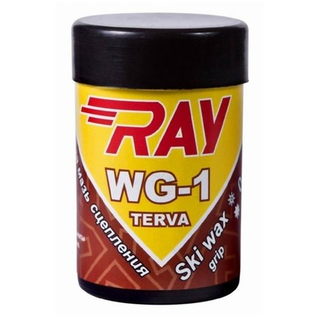 Купить Мазь лыжная простая RAY WG-1
