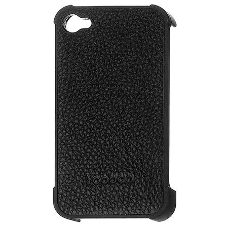 Купить Чехол кожаный для iPhone 4/4s Yoobao Fashion