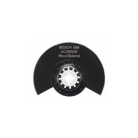 Купить Диск пильный сегментированный Bosch BIM ACZ 85 EB