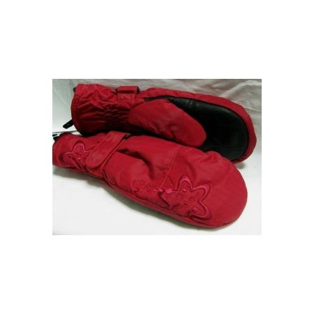 Купить Варежки GLANCE Joy Mitten Hydrotex (2011-12). Цвет: красный