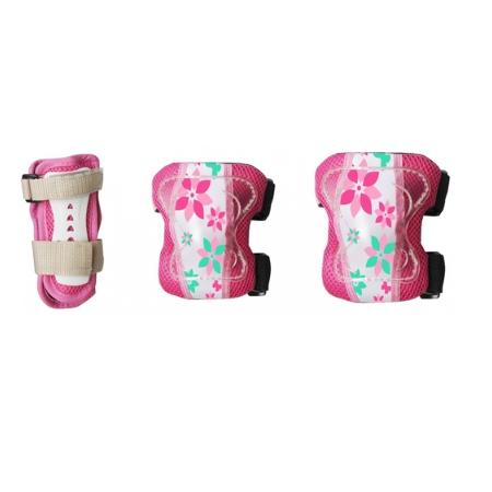 Купить Защита роликовая Larsen P10 Flower
