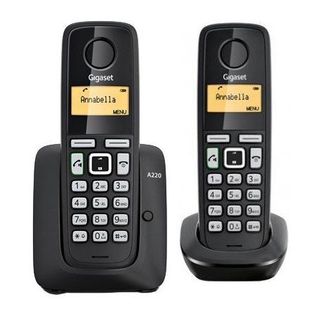Купить Радиотелефон GIGASET A220 DUO