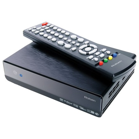 Купить Медиаплеер Rolsen FHD-M120